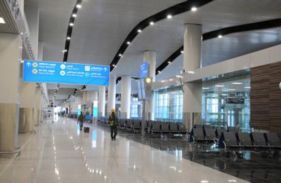 تدشين الصالة الخامسة بمطار الملك خالد والرحلات (206965134) 