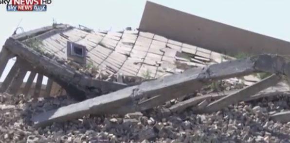 تدمير-قبر-صدام