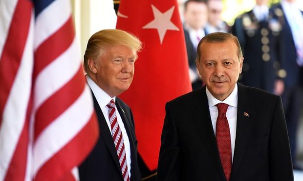 ترامب وأردوغان يدعوان سوريا وروسيا لوقف هجومهما في إدلب