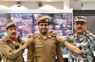 """مساعد مدير الأمن العام يقلد """"التويم"""" رتبته الجديدة - المواطن"""