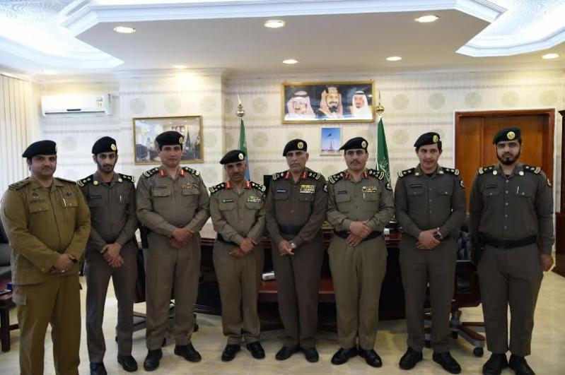 ترقية 17 ضابطاً بشرطة الشمالية 1