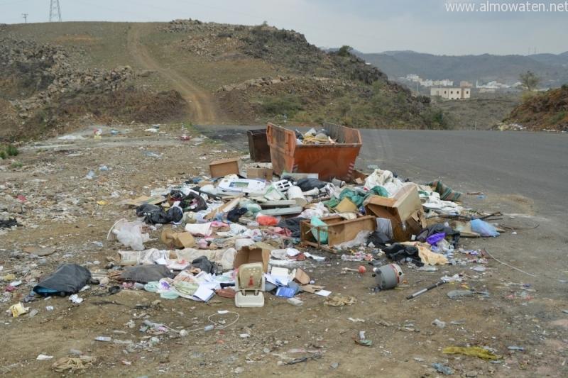 تركم-النفايات-بقري-العكاس (4)