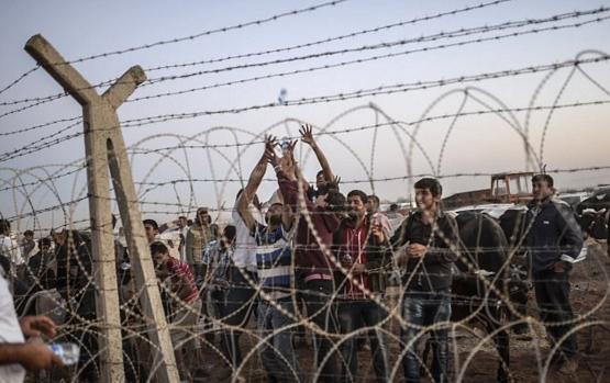 تركيا تغلق حدودها مع سوريا