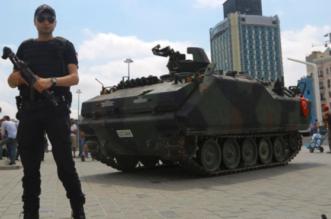 تركيا تسرح 8 آلاف شرطي بعد الانقلاب الفاشل - المواطن