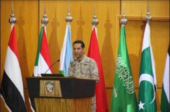 تركي المالكي متحدث التحالف العربي تصوير اثير الحربي 4