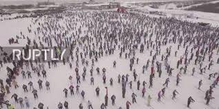 تزلج روسيا