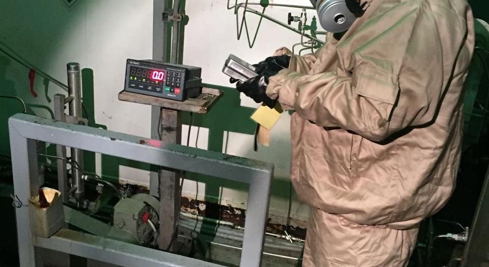 بالصور.. مدني الدمام يباشر تسرب غاز بالصناعية الأولى