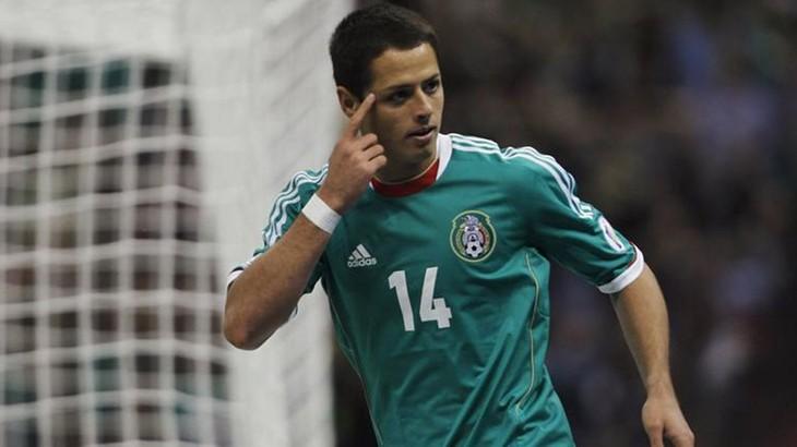 نجم المكسيك: هكذا يمكننا الفوز على ألمانيا !