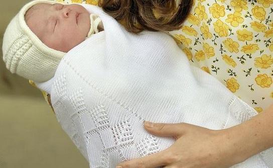تشارلوت إليزابيث ديانا.. أميرة بريطانيا الجديدة