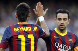 تشافي: نيمار أخبرني برحيله عن برشلونة خلال حفل زفاف ميسي - المواطن