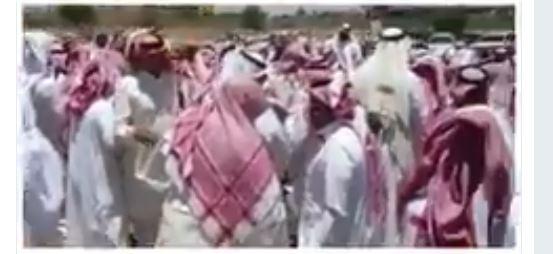 تشييع أم بدر ضحية جريمة القتل الغادر في نجران