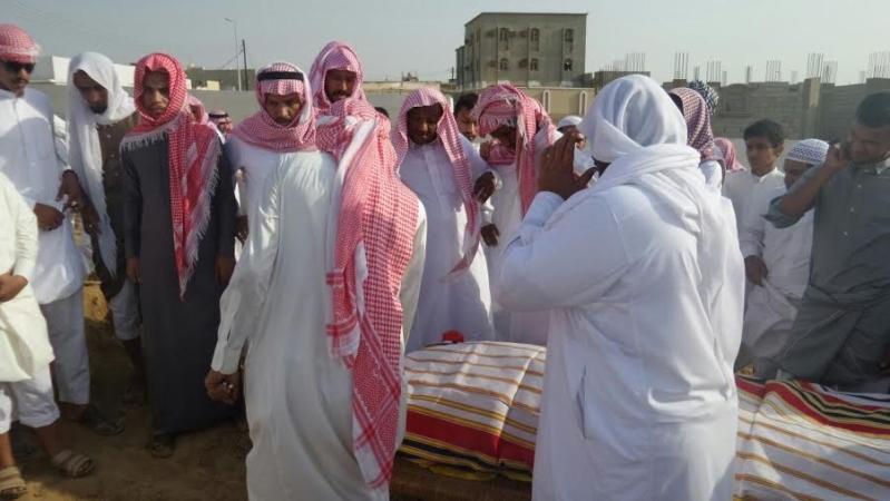 تشيع جثمان الشهيد شامي8