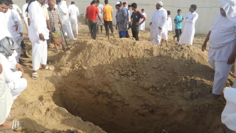 تشيع جثمان الشهيد شامي9