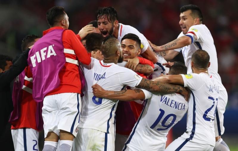 بالفيديو.. تشيلي إلى نهائي كأس القارات بعد تخطي البرتغال بركلات الترجيح