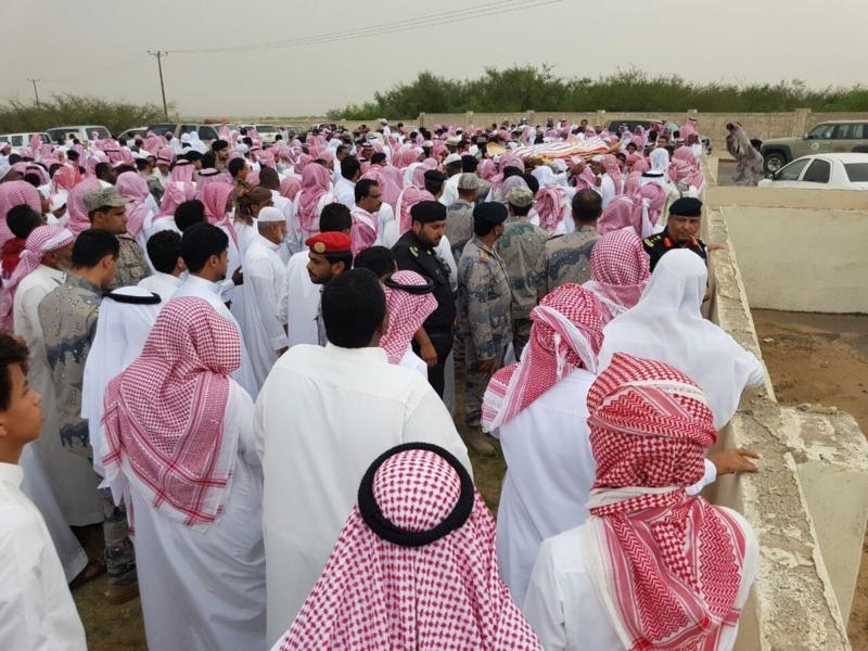 تشييع الشهيد عبدالله مدخلي