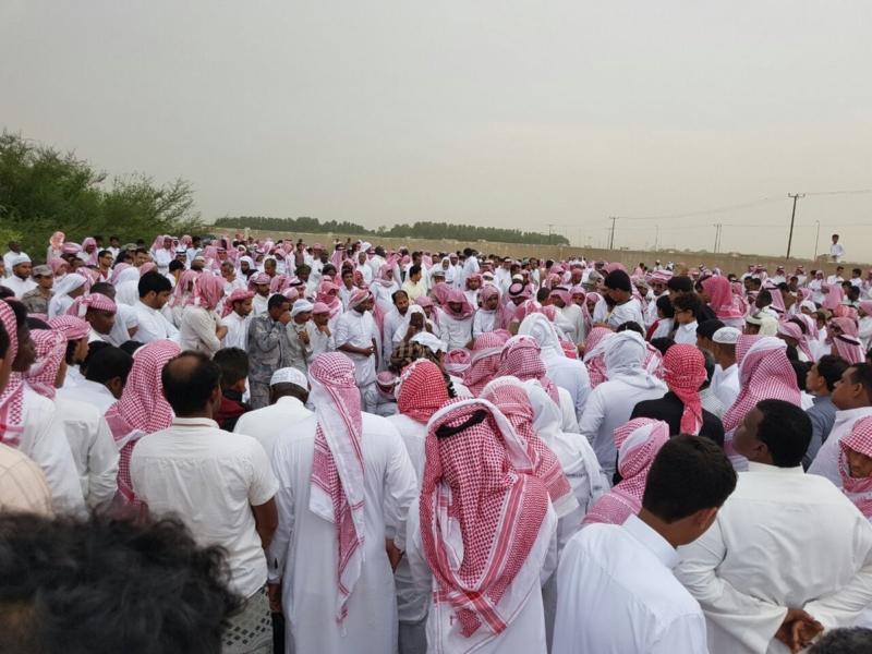 تشييع الشهيد عبدالله مدخلي2