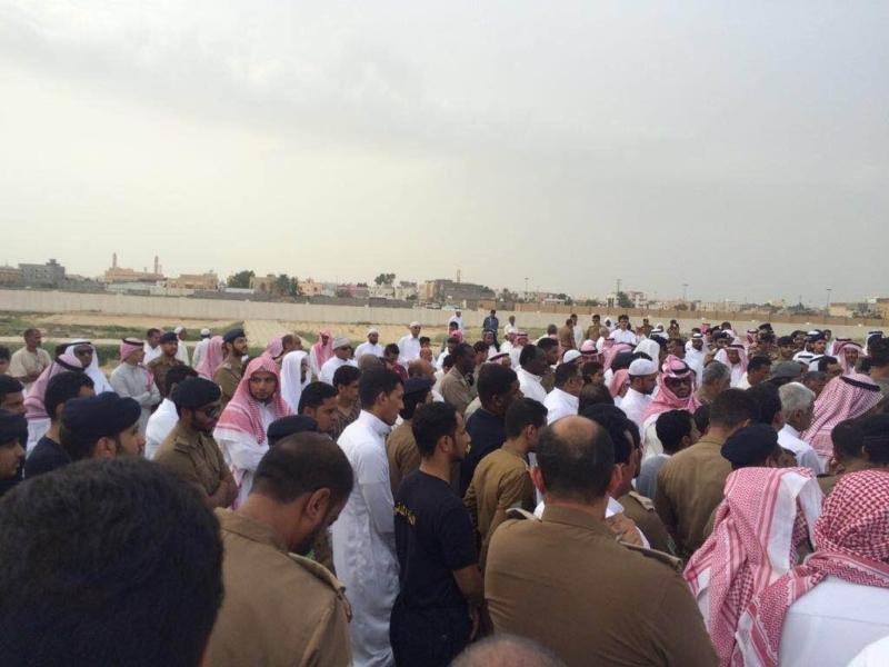 تشييع جثمان الرقيب أول يحيى أبو جبل2