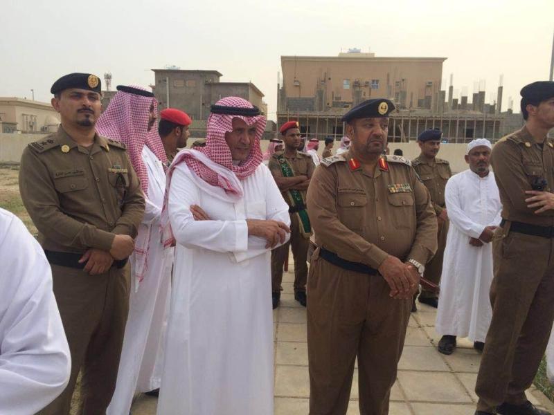 تشييع جثمان الرقيب أول يحيى أبو جبل3