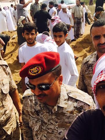 تشييع 7 شهداء من المقاومة اليمنية 4
