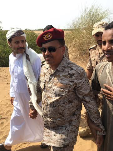 تشييع 7 شهداء من المقاومة اليمنية 5