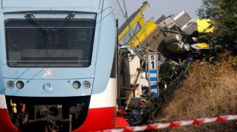 تصادم قطارين في إيران يقتل 31 شخصاً