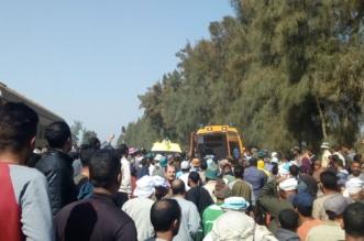 مصر.. ارتفاع حصيلة حادث تصادم قطارين إلى 12 قتيلًا - المواطن