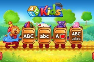 تطبيق لتعليم الانجليزية للأطفال