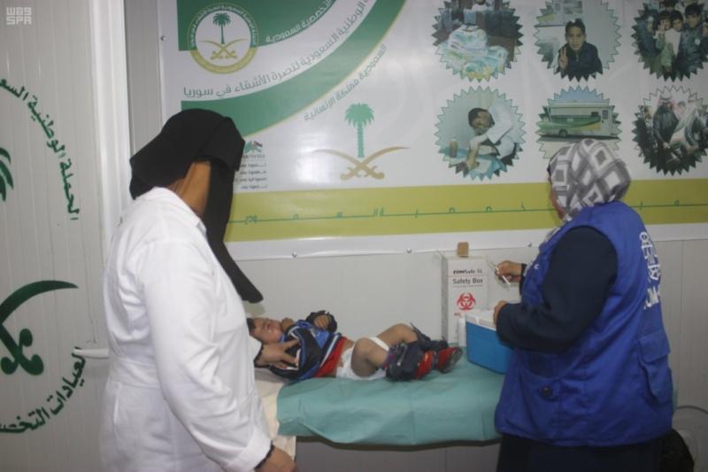 تطعيم الزعتري (1)