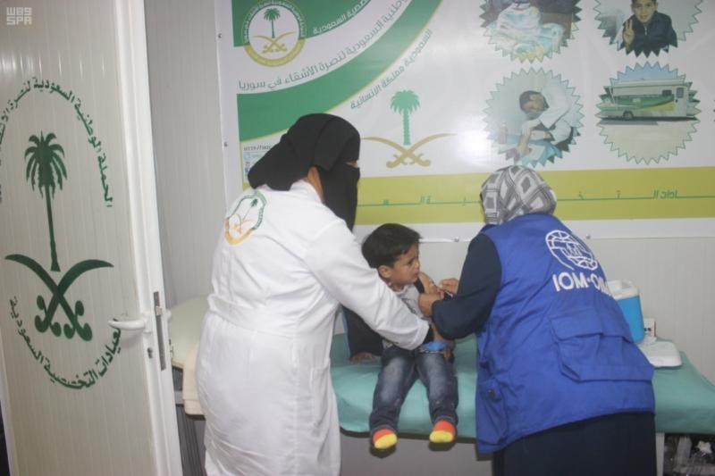 تطعيم الزعتري (2)