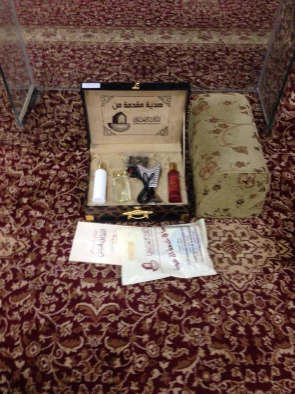 تعاوني رفحاء يوزع 100 هدية  (1)