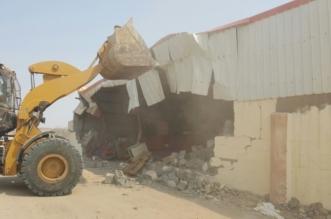 بالصور.. إحباط تعديات مخطط عشوائي بمساحة 5 مليون متر مربع جنوبي #جدة - المواطن