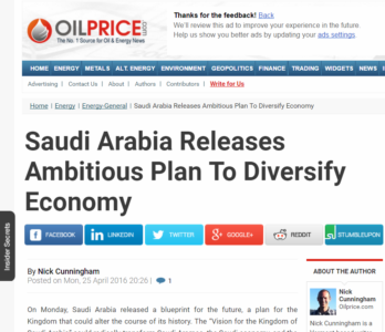 تعرف على الأوصاف التي أطلقها الإعلام الدولي على محمد بن سلمان والرؤية السعودية (1) 