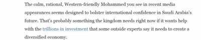 تعرف على الأوصاف التي أطلقها الإعلام الدولي على محمد بن سلمان والرؤية السعودية (31195655) 