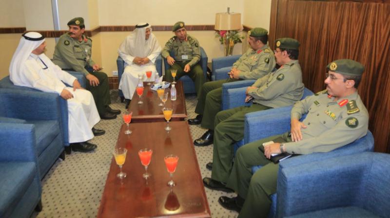 تعرف على توجيهات اليحيى للعاملين في صالات الحج بمطار الملك عبد العزيز 1