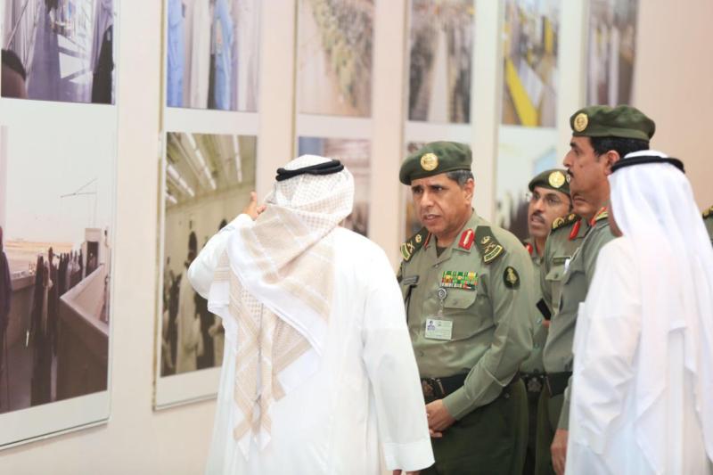 تعرف على توجيهات اليحيى للعاملين في صالات الحج بمطار الملك عبد العزيز 4