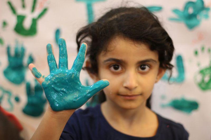 تعليم #الباحة يحتفل باليوم العالمي للطفولة (4)