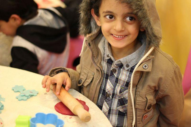 تعليم #الباحة يحتفل باليوم العالمي للطفولة (5)