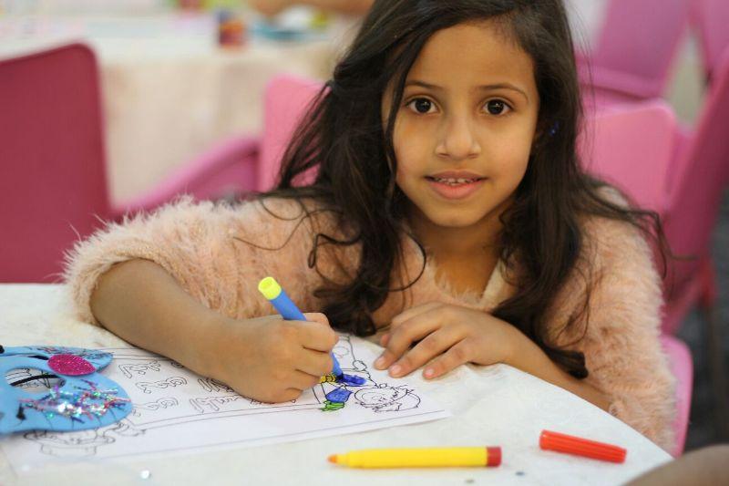 تعليم #الباحة يحتفل باليوم العالمي للطفولة (6)