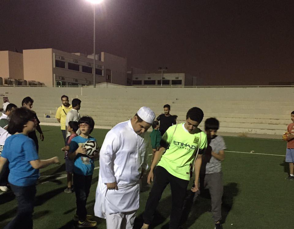 تعليم الرياض يفتتح نادي موسمي لذوي الاحتياجات الخاصة (1)