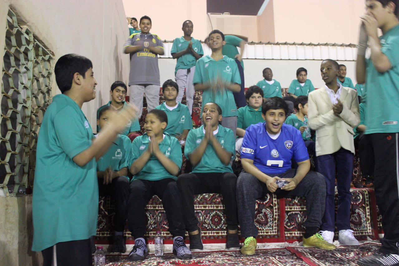 تعليم الرياض يفتتح نادي موسمي لذوي الاحتياجات الخاصة (3)
