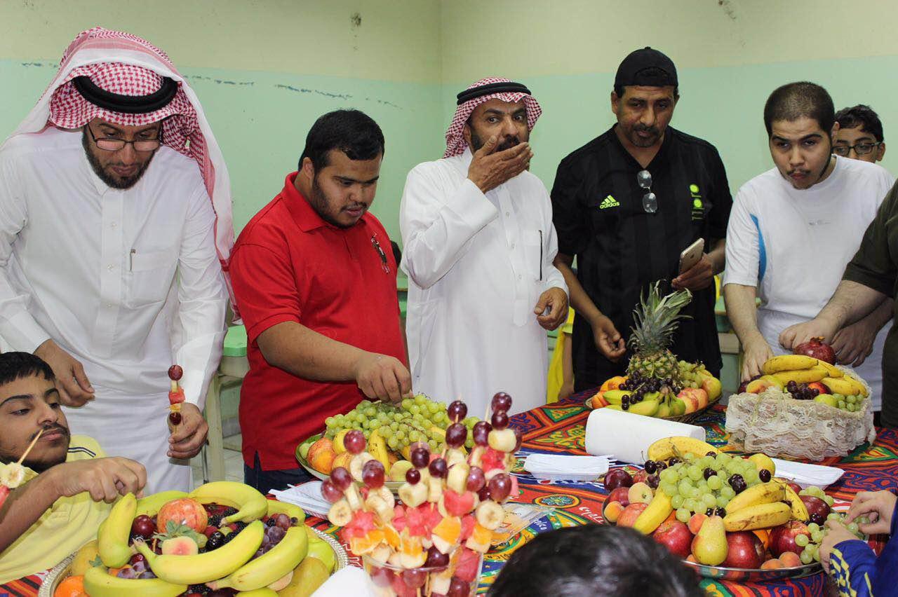 تعليم الرياض يفتتح نادي موسمي لذوي الاحتياجات الخاصة (5)