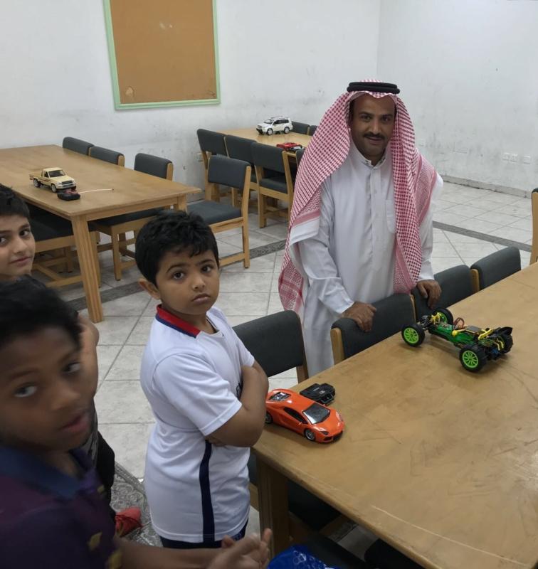 تعليم الشرقية تعلق على مقطع متداول : السيارات الكهربية في ساحات المدارس ضمن خطة النشاط
