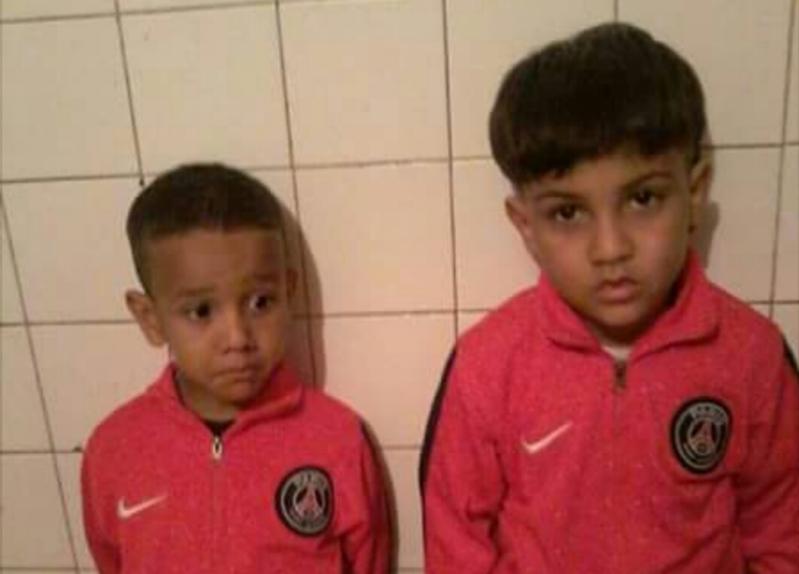 تعنيف طفلين في المغرب (6)