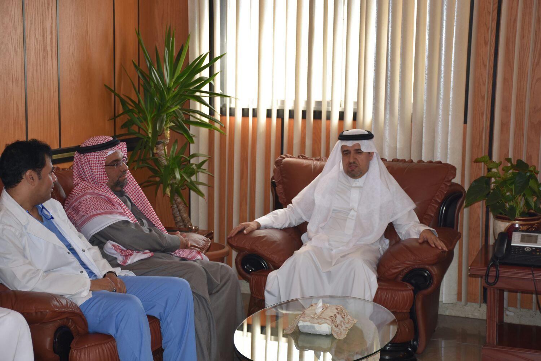 تعيين صالح بن سعد المؤنس مدير صحة الطائف (3)