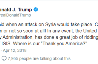 بعد تغريدته الأخيرة.. ترامب وروسيا يسعيان لتجنب الصدام العسكري في سوريا - المواطن