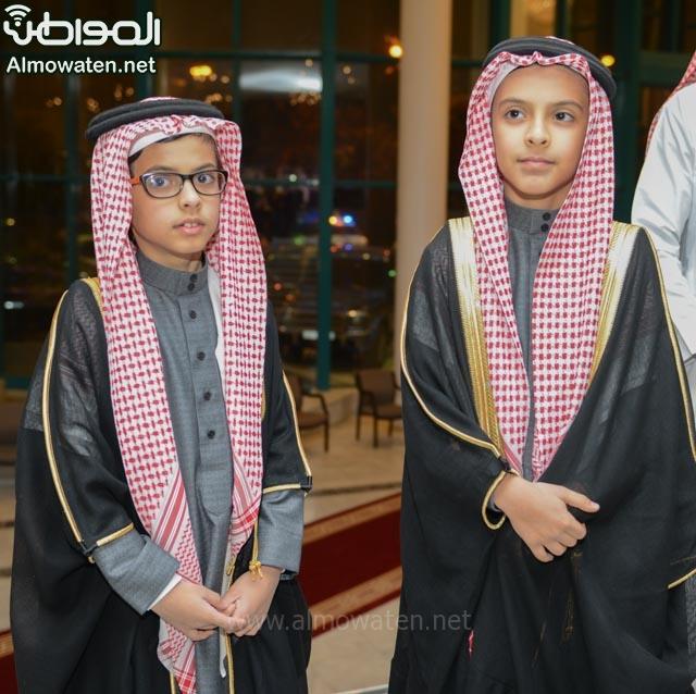 تغطية صحيفة المواطن زواج الأمير ماجد بن فهد (92075381) 
