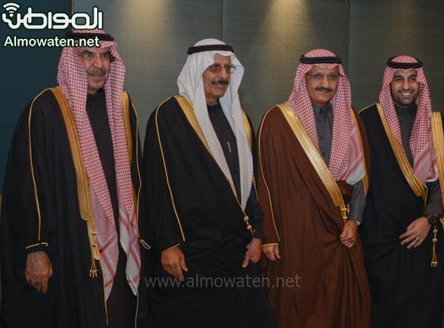 تغطية صحيفة المواطن زواج الأمير ماجد بن فهد (92075383) 
