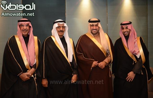 تغطية صحيفة المواطن زواج الأمير ماجد بن فهد (92075385) 