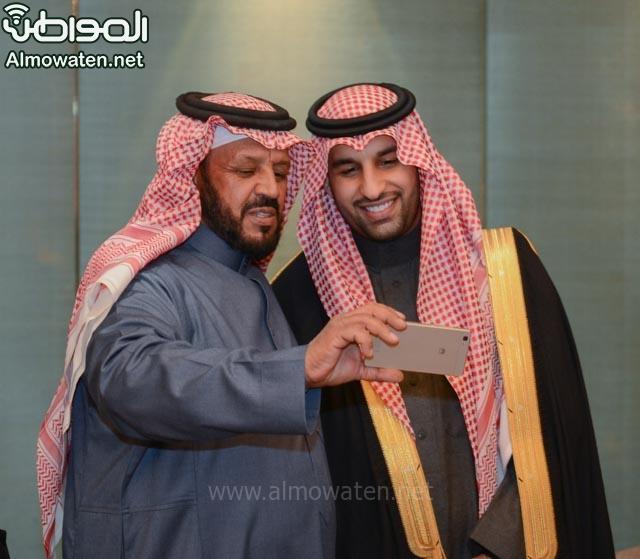 تغطية صحيفة المواطن زواج الأمير ماجد بن فهد (92075386) 