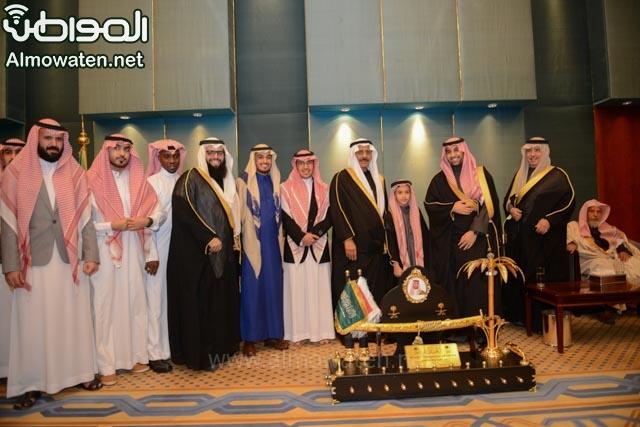 تغطية صحيفة المواطن زواج الأمير ماجد بن فهد (92075388) 